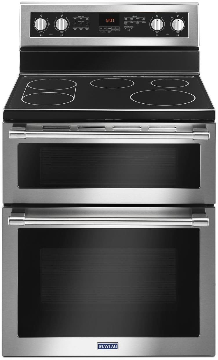 Maytag Met8800fz 30 Inch Freestanding Electric Range With