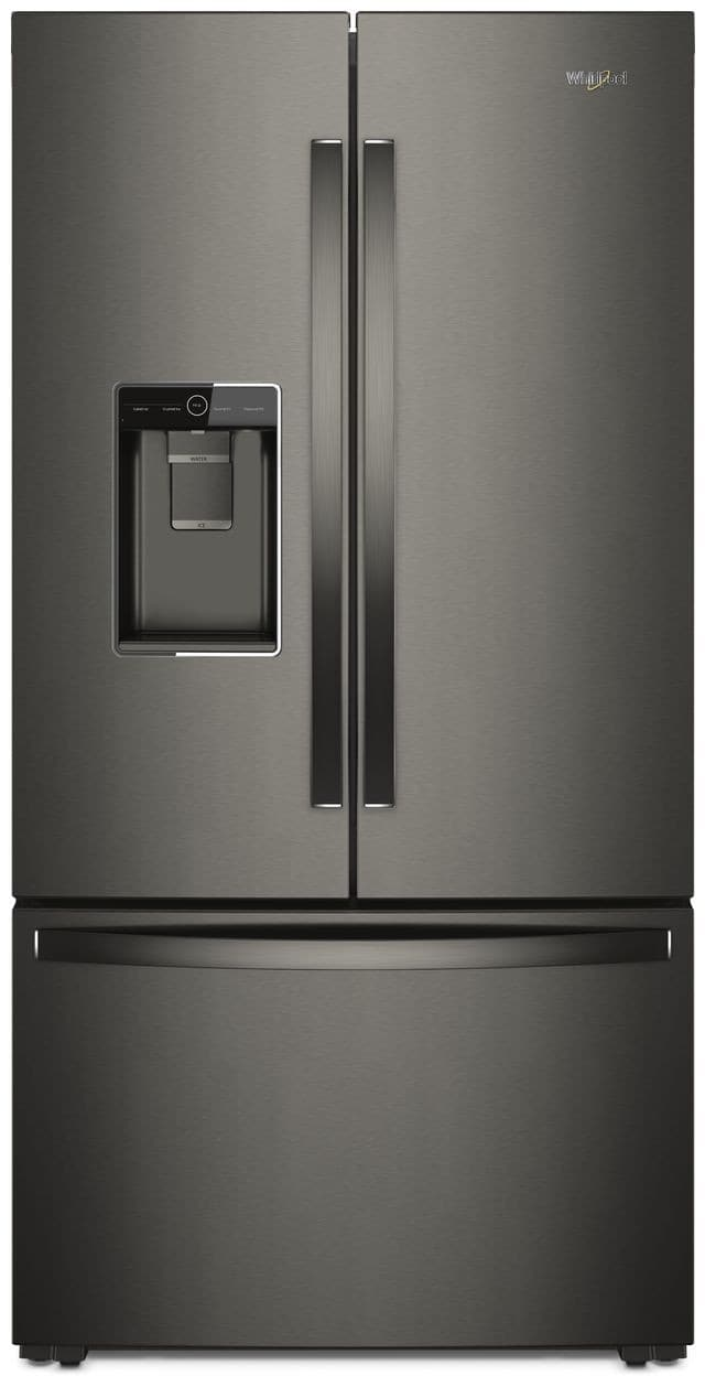 Whirlpool Wrf964cihv 36 Inch French Door Refrigerator With