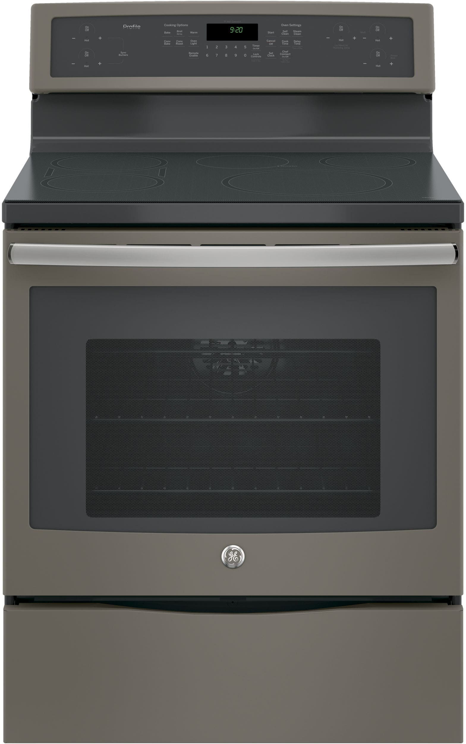Ge Phb920ejes 30 Inch Freestanding Induction Range With