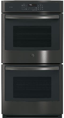 Ge Pk7500blts 27 Inch Double Electric Wall Oven With 4 3