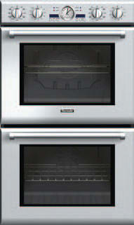 Thermador Podc302j 30 Inch Double Electric Wall Oven With