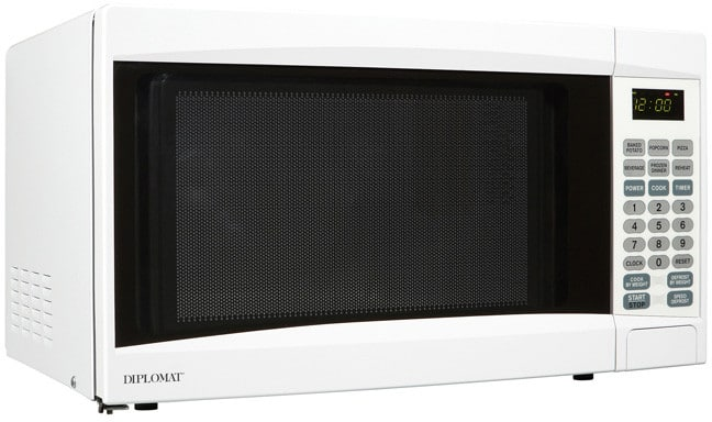 Danby DMW908W 0.8 cu. ft. Countertop Microwave Oven with 900 Watts ...