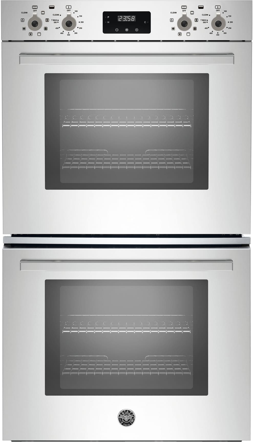 Bertazzoni Profd30xv 30 Inch Double Electric Wall Oven