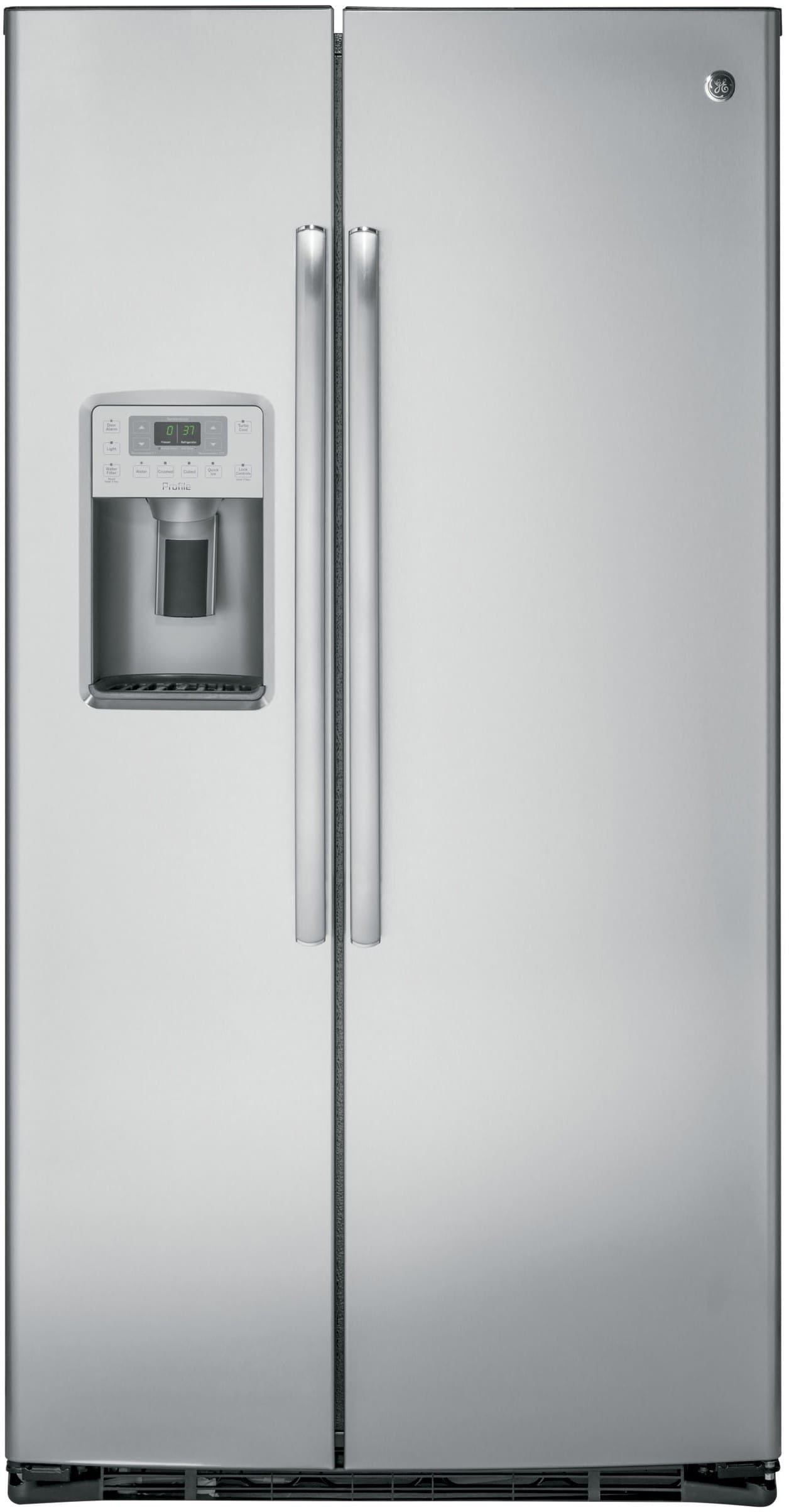 Ge Side By Side Refrigerator Without Ice Maker Zef Jam