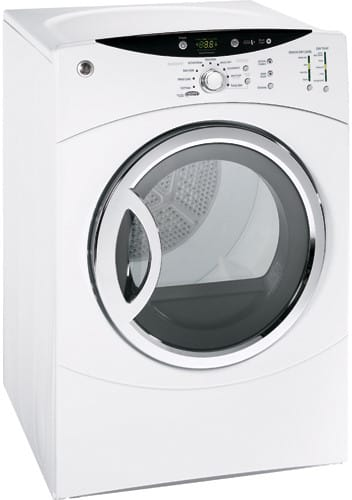 Ge Dcvh680ejww 27 Inch Electric Dryer With 7 0 Cu Ft