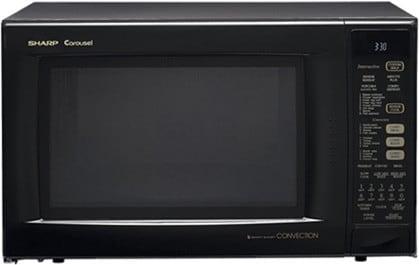 Sharp R930ak Black