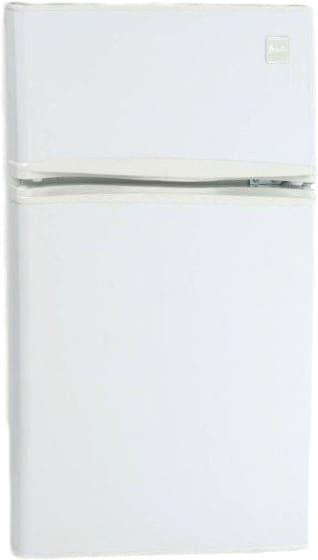 Avanti Ra3106wt 3 1 Cu Ft Compact Top Freezer