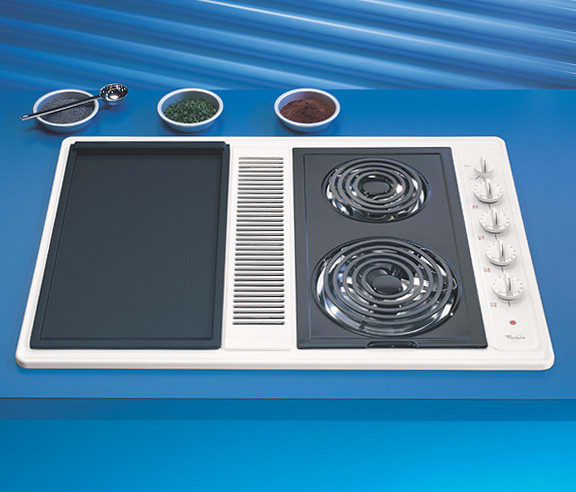Whirlpool Rc8700edb 30 Inch Coil Electric Modular Cooktop