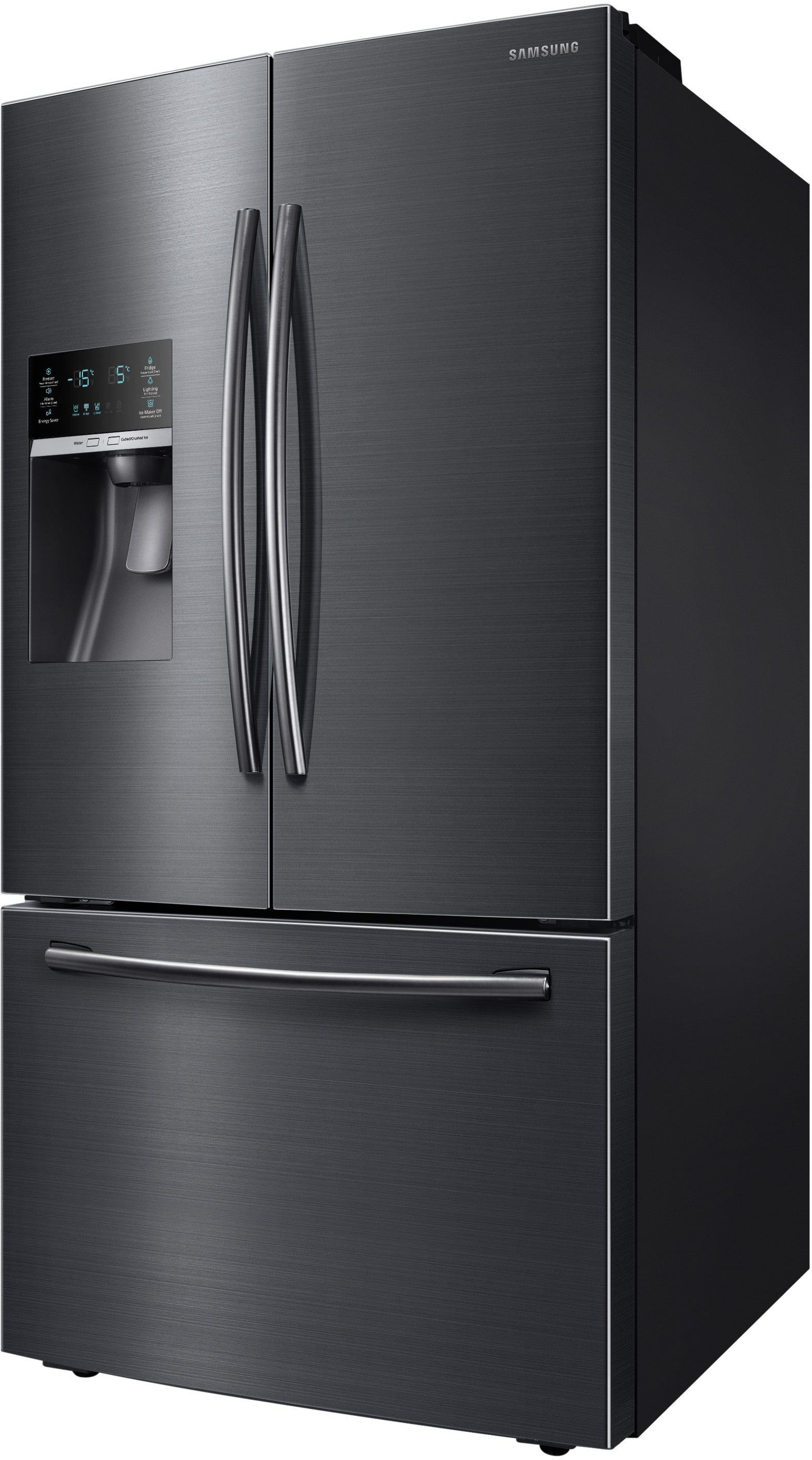 Samsung Rf28hfedbsg 36 Inch French Door Refrigerator With