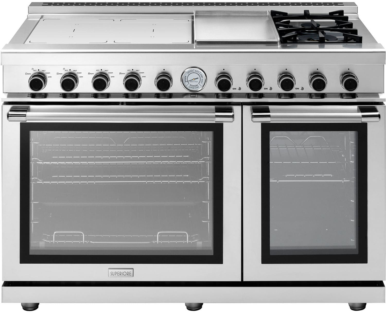 ge profile electric stove manual