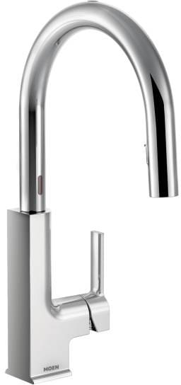 Moen S72308ec Single Handle Pull Down Kitchen Faucet With