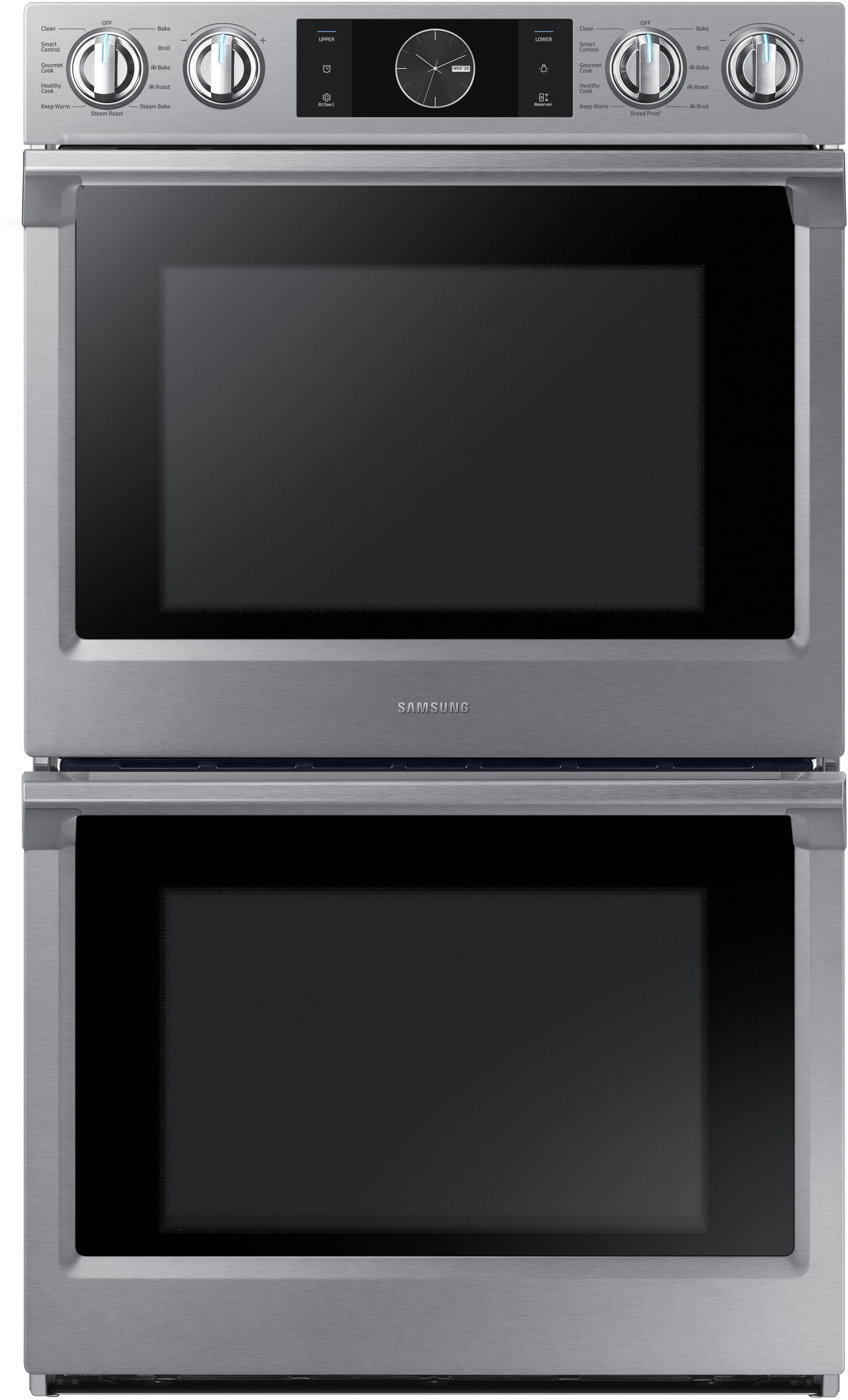 Samsung Nv51k7770ds 30 Inch Electric Double Wall Oven With