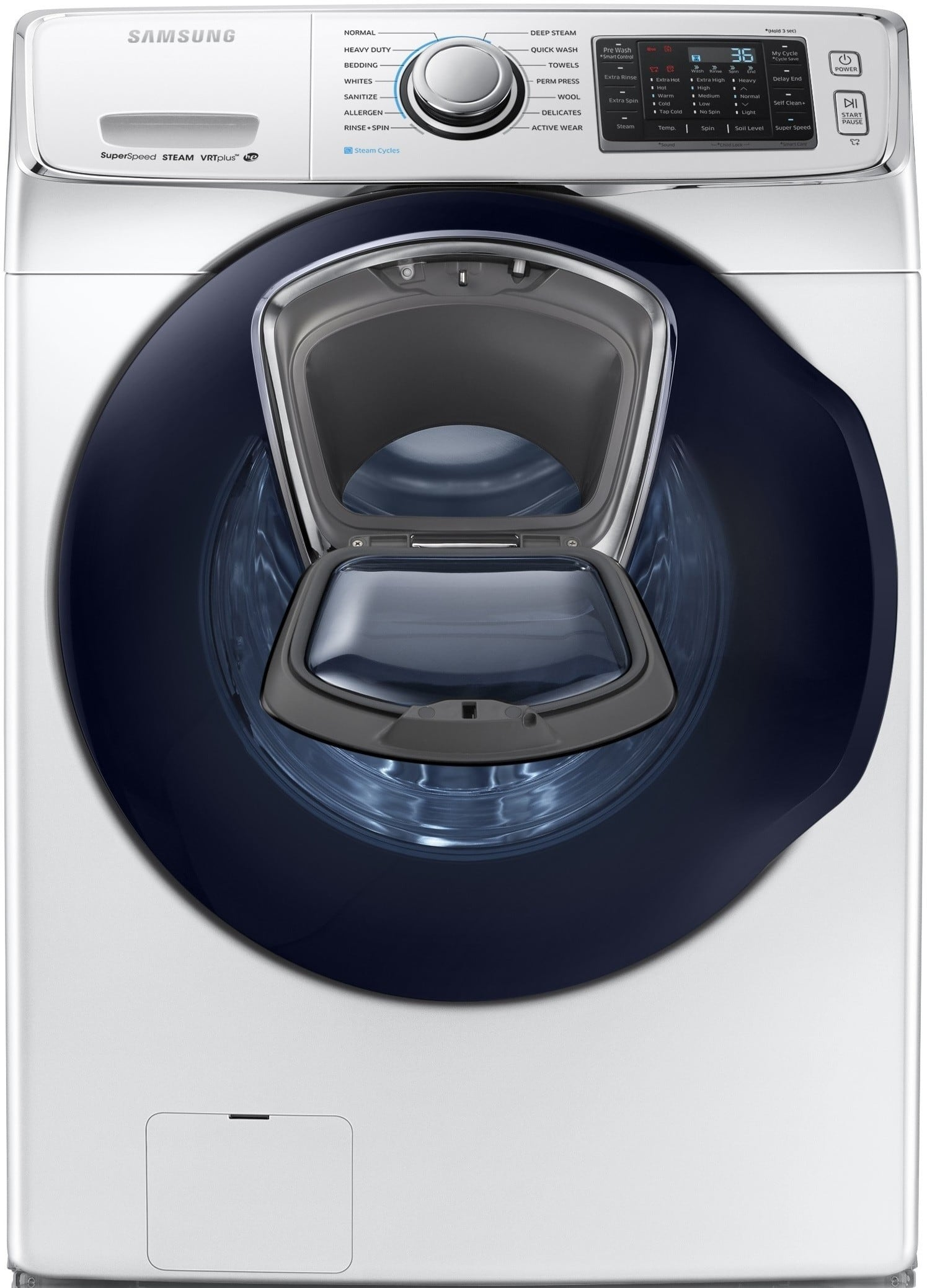 Samsung Wf45k6500aw 27 Inch 4 5 Cu Ft Front Load Washer