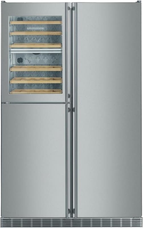 Liebherr Sbs246 48 Inch Built In Side By Side Refrigerator