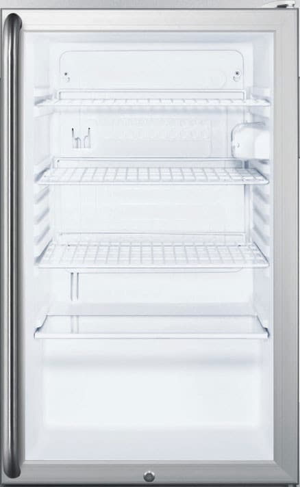 Summit Scr450lbi7sh 20 Inch Commercial Compact Refrigerator With