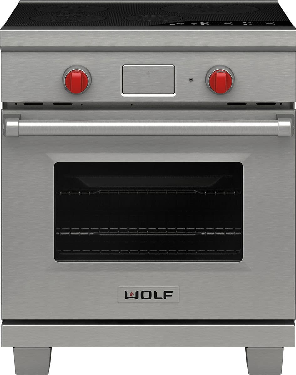 Wolf Ir304pesph 30 Inch Induction Range With 4 Induction