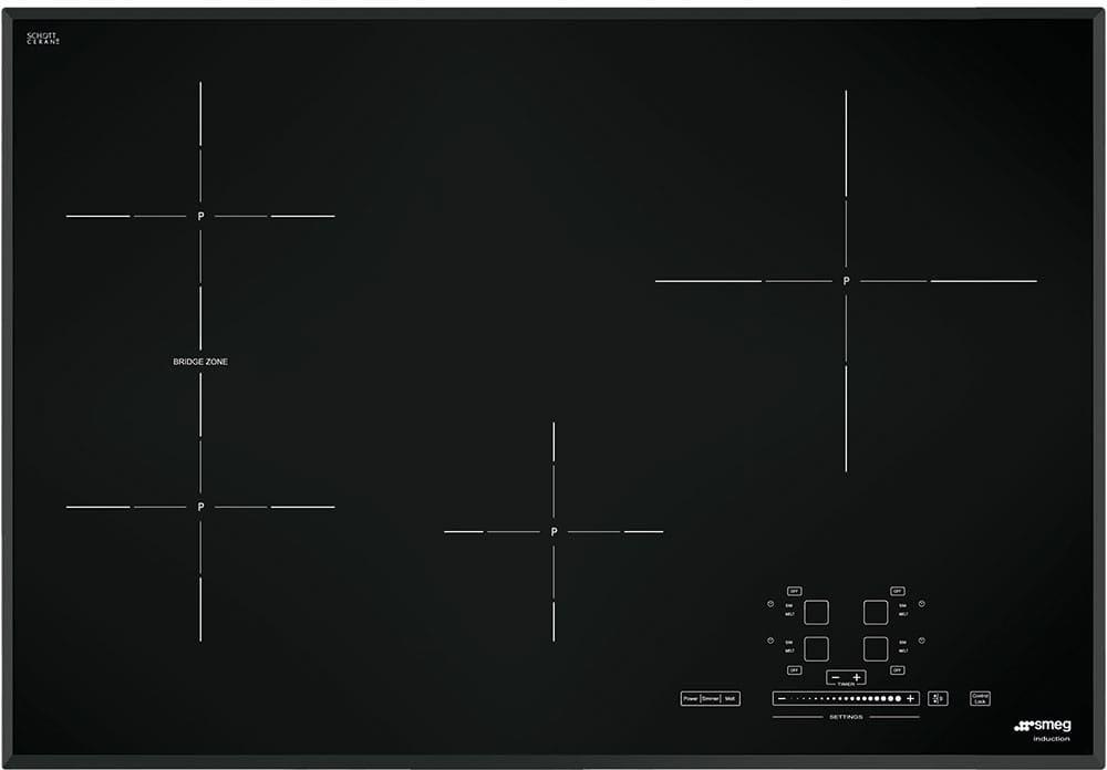 smeg induction cooktop instructions