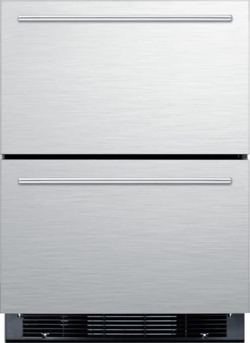Summit Sprf2d5im 24 Inch Undercounter Refrigerator And