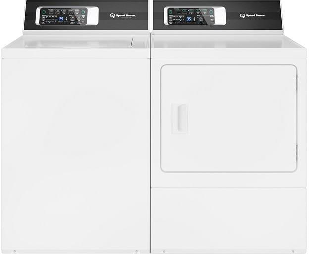 Speed Queen Sqwadrewtr7 Side By Side Washer Amp Dryer Set