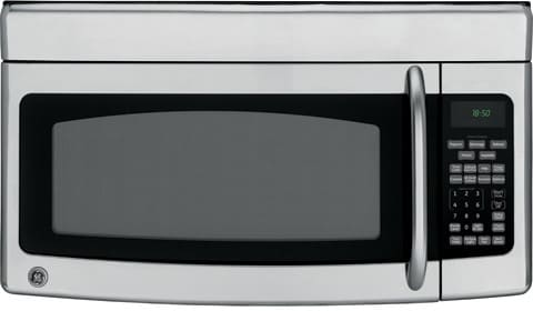 Ge Jnm1851smss 1 8 Cu Ft Over The Range Microwave Oven