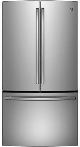 Ge Gne29gshss 36 Inch French Door Refrigerator With 28 5