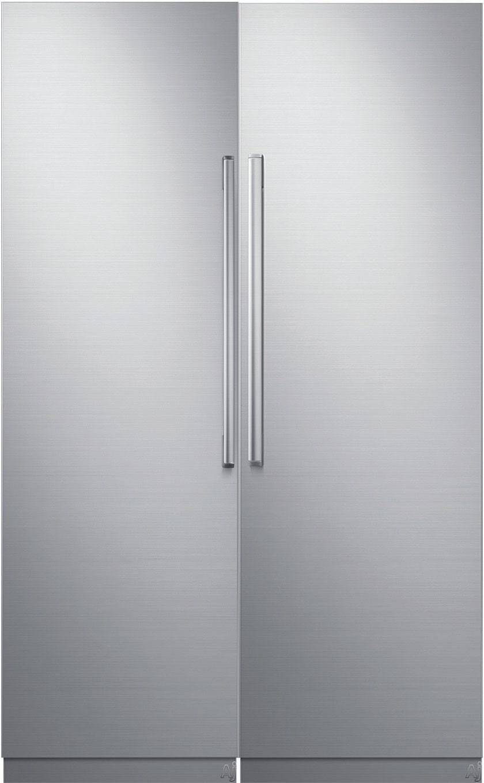 Dacor Darefr128 Side By Side Column Refrigerator Amp Freezer