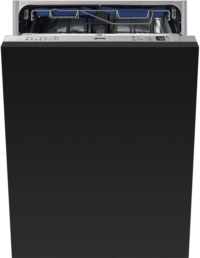 smeg integrated dishwasher instructions