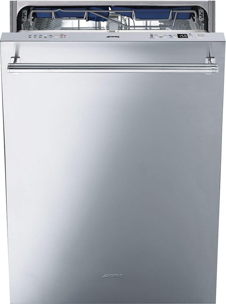 Smeg Stu8647x Fully Integrated Dishwasher With Aquastop