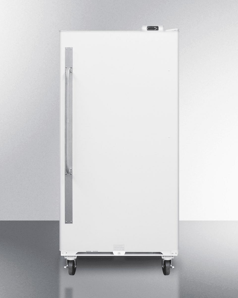 Summit Scuf18 16 7 Cu Ft Freestanding Upright Freezer