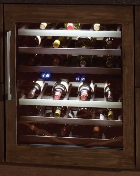 Thermador T24uw800rp 24 Inch Undercounter Wine Reserve