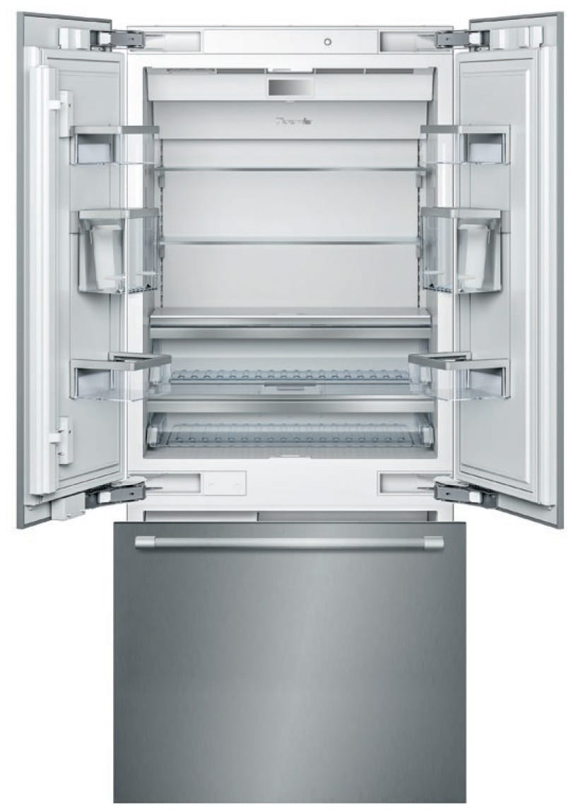 Thermador T36IT900NP 36 Inch Counter Depth French Door Refrigerator ...