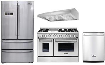 thor kitchen tkkpreradwrh13 package - Thor Kitchen