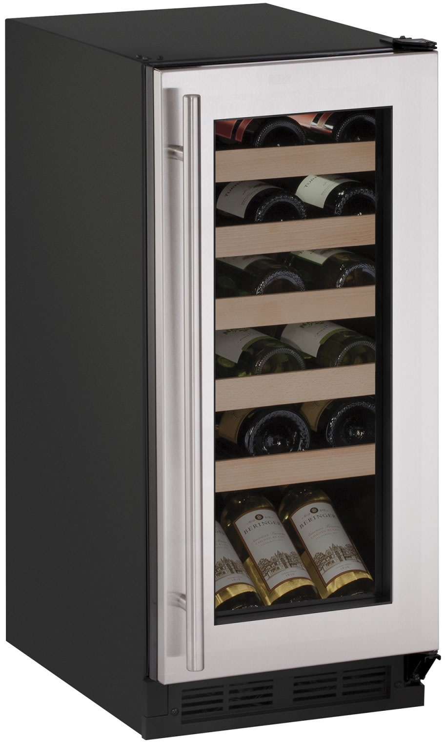 U-Line U1215WCS00B 15 Inch Undercounter Wine Storage with ...