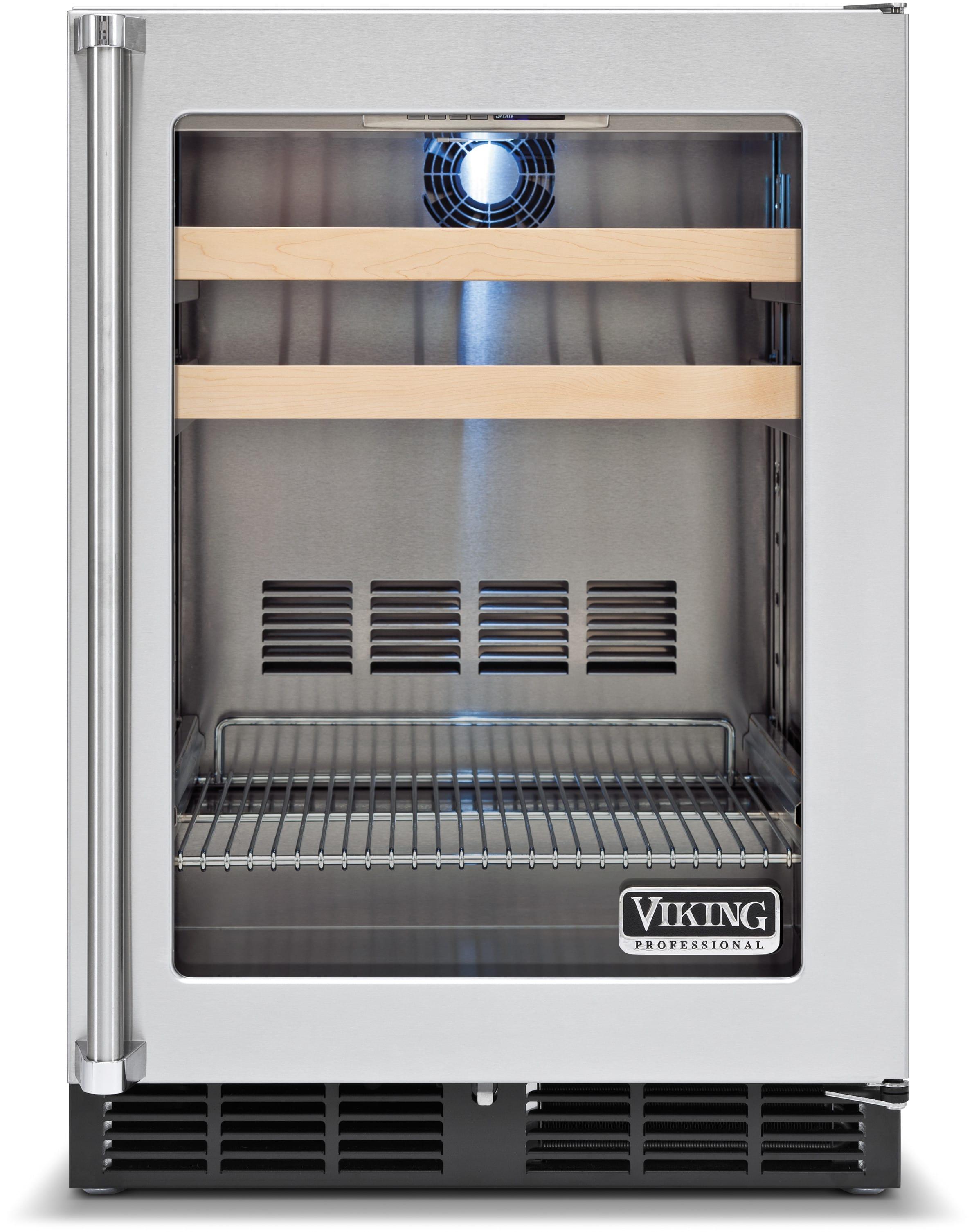 Viking Vbci5240grss 24 Inch Undercounter Beverage Center