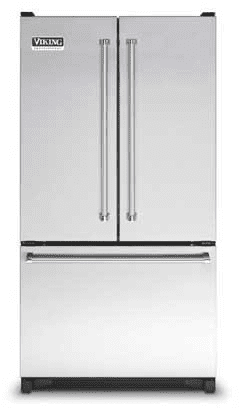 Viking Vcff036ss 19 6 Cu Ft Counter Depth French Door