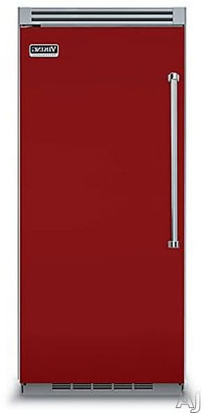 Viking Vcrb5363lar 36 Inch Built In Full Refrigerator With
