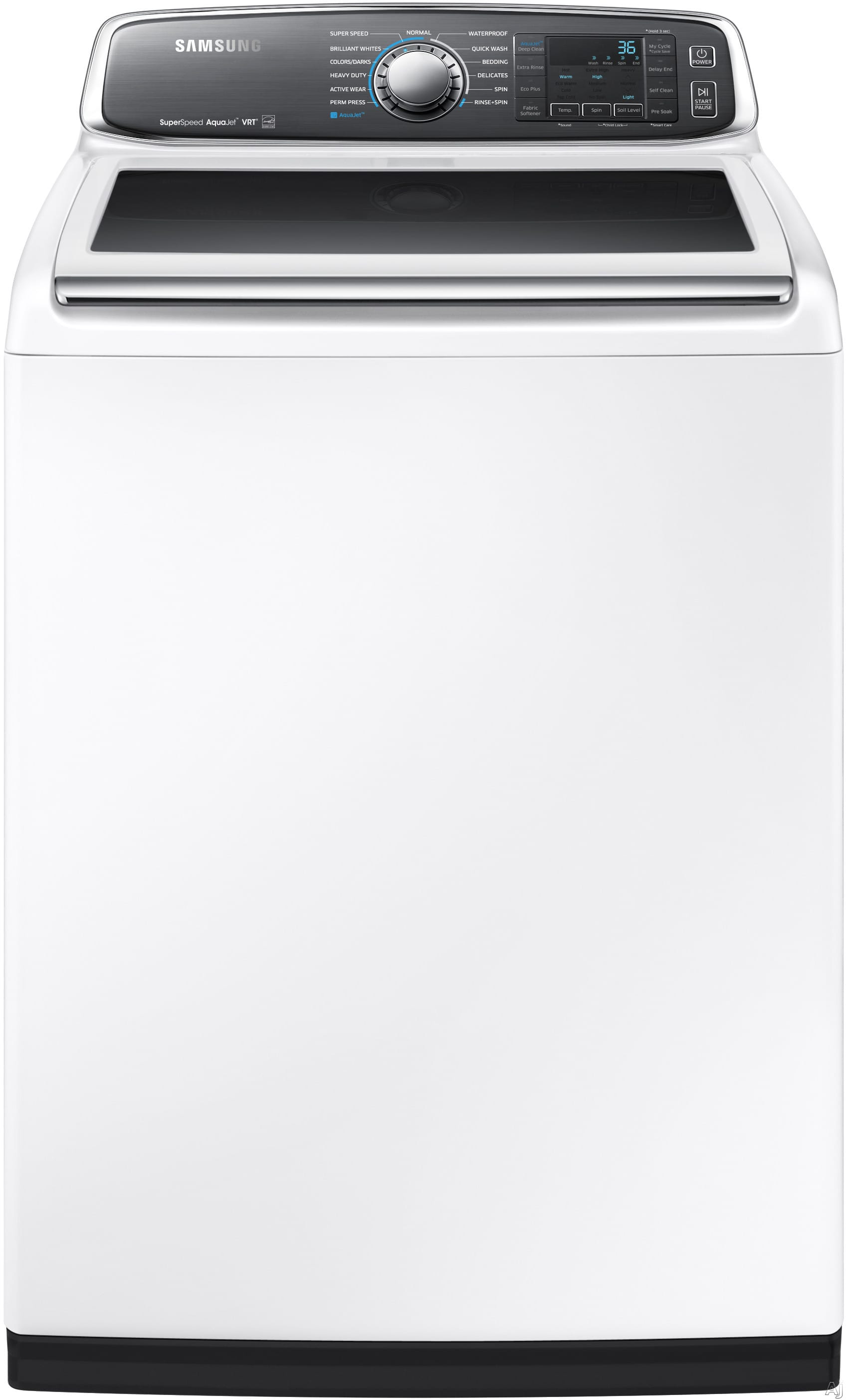 Countertop Microwave 13 Deep : cu. ft. Top Load Washer with 13 Wash Cycles, 1,100 RPM, AquaJet Deep ...