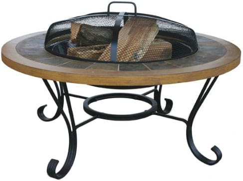 Blue Rhino Wad1358sp Outdoor Firebowl Wood Burning Fire