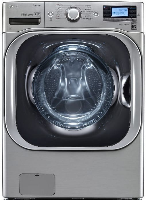 Lg Wm8500hva 29 Inch 5 2 Cu Ft Front Load Washer With 14
