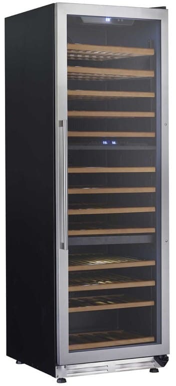 Avanti Wcf143s3st 24 Inch Tri Zone Wine Cooler With 143