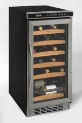 Avanti Wc1500dss 15 Inch Built In Wine Cooler With 30