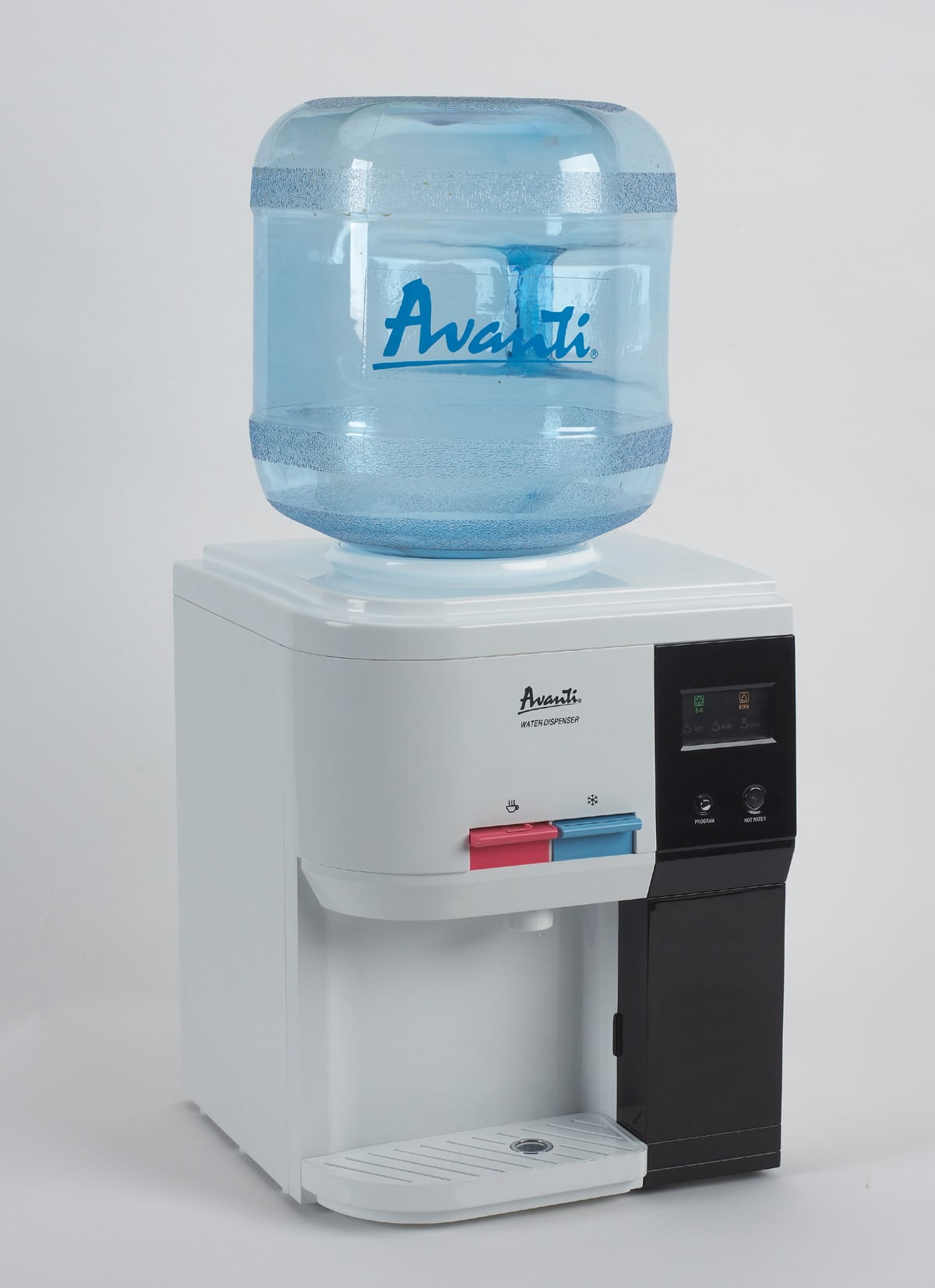 Avanti Wd31ec 13 Inch Table Top Water Cooler For 2 3 Or