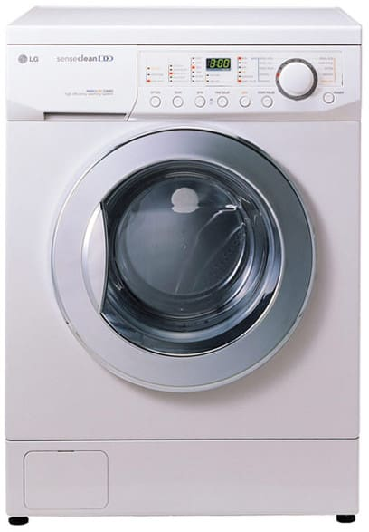 Lg Wd3274rhd 24 Inch Compact Combination Washer Dryer W 2