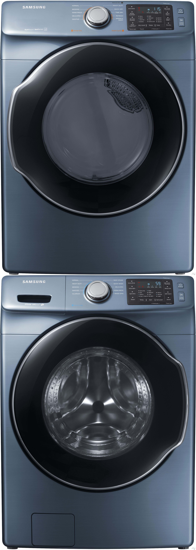 Samsung Sawadrebl24 Stacked Washer Amp Dryer Set With Front