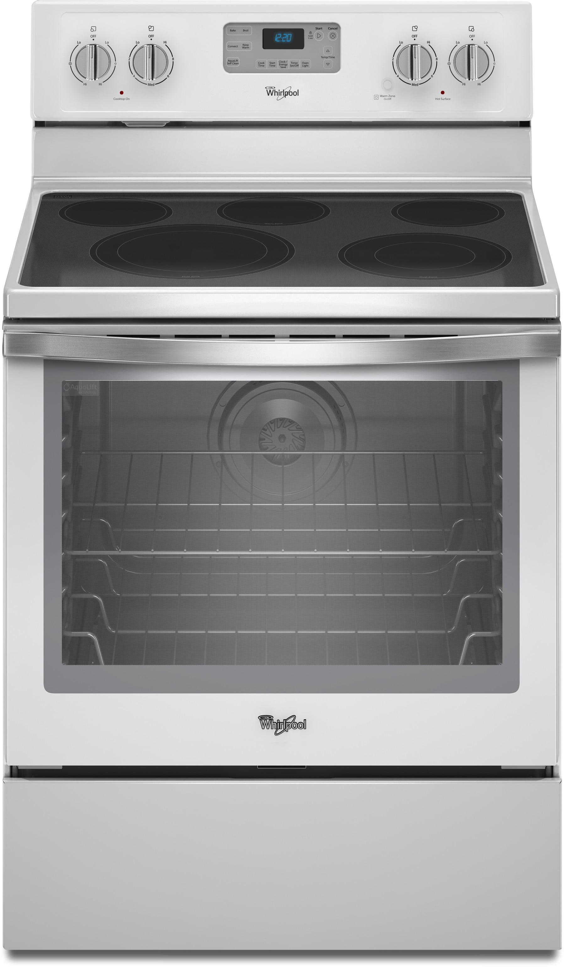 Whirlpool Wfe540h0eh 30 Inch Freestanding Electric Range