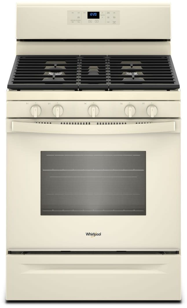 Whirlpool Wfg525s0ht 30 Inch Freestanding Gas Range With