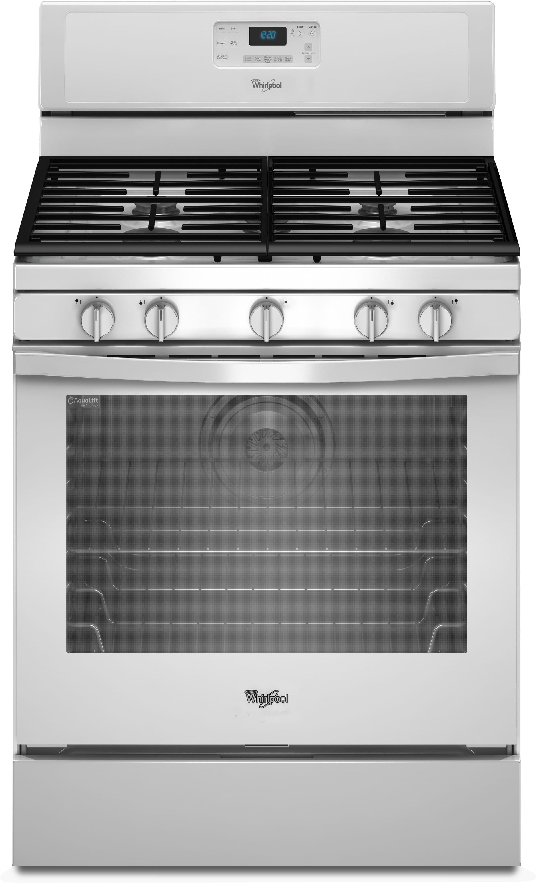 Whirlpool Wfg540h0ew 30 Inch Freestanding Gas Range With
