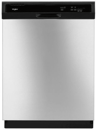 Whirlpool Wdf130pahs Full Console Dishwasher With Heat Dry