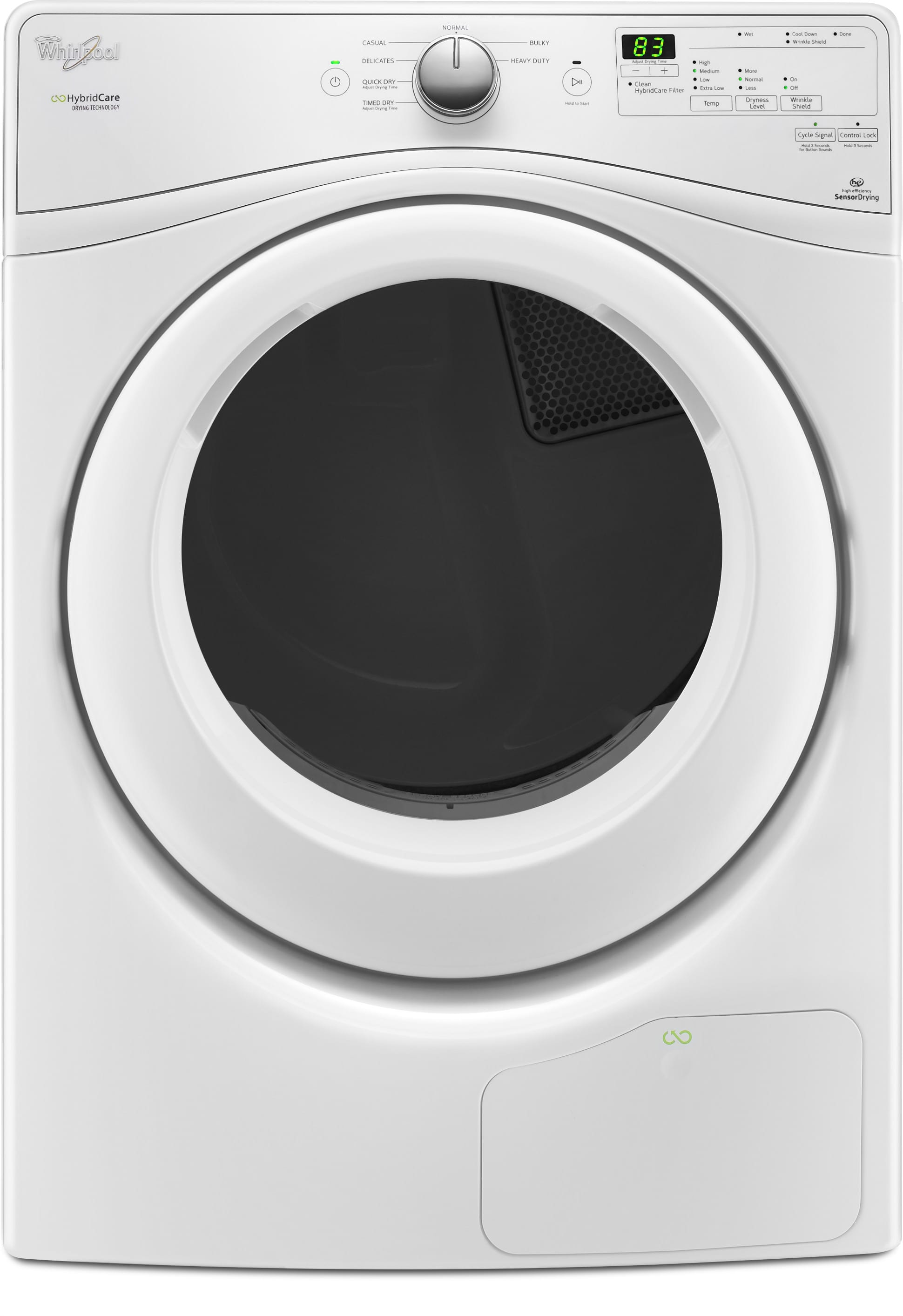 Miele stackable washer dryer ventless - Ventless Electric Dryer With Advanced Moisture Sensing Wrinkle Shield Plus Quick Dry Quad Baffles 7 Dry Cycles 4 Temperature Selections Ada Compliant