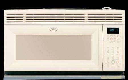 Best Over The Range Microwave >> Whirlpool MH2155XPT 1.5 Cu. Ft. Over the Range Microwave Oven with 1000 Cooking Watts & Sensor ...